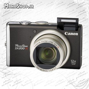 دوربين Canon SX200 IS